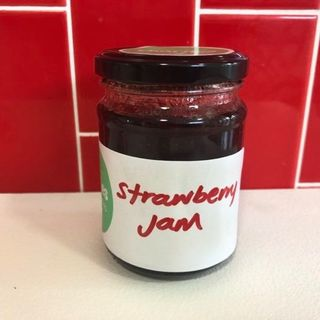 Charlie's Strawberry Jam